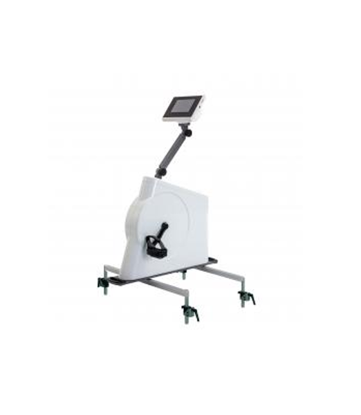 LODE-ANGIO imaging – with fixation set for instrument rail