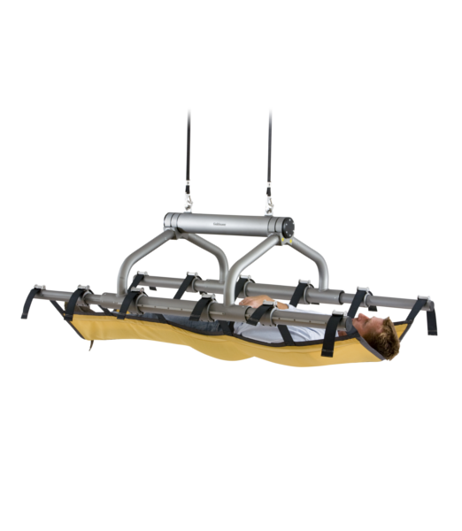 Guldmann-Horizontal lifter, Foldable, 2 strap version