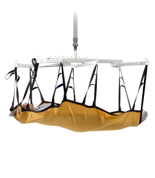 Guldmann-Horizontal lifting support, stepped weight adjustment-1