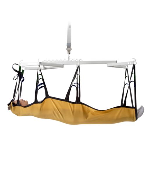 Guldmann-Horizontal lifting support, stepped weight adjustment