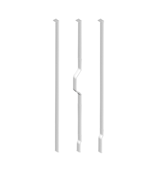 Guldmann - Upright Support Bracket