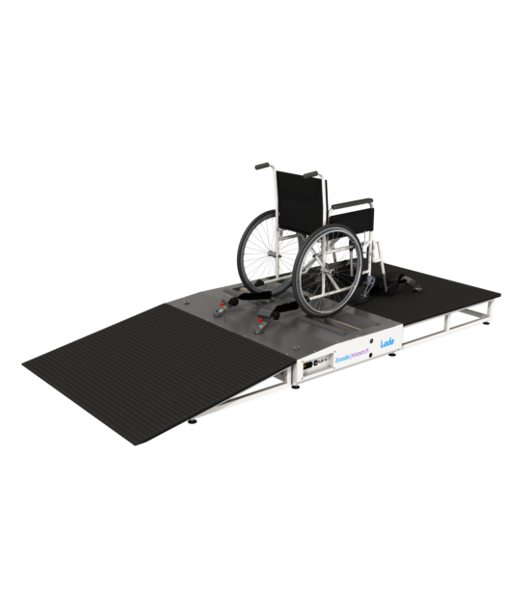 LODE-Esseda Wheelchair ergometer
