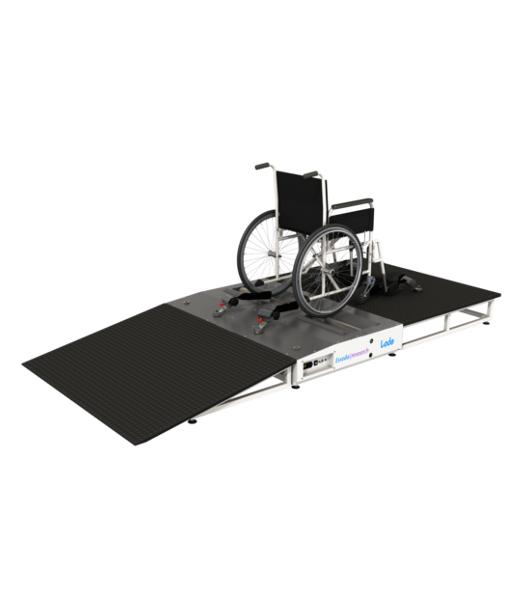 LODE-Esseda Wheelchair ergometer