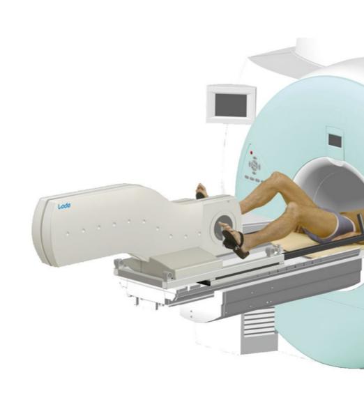 LODE - MRI-Ergometer-Pedal