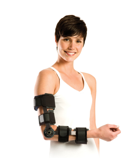 AIRCAST - Mayo-Clinic-Elbow-Brace