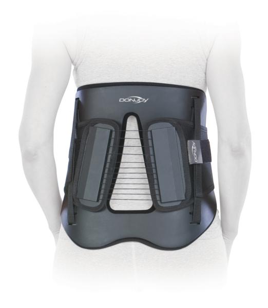DonJoy - DonJoy LSO Premium Plus (8'') Back Brace