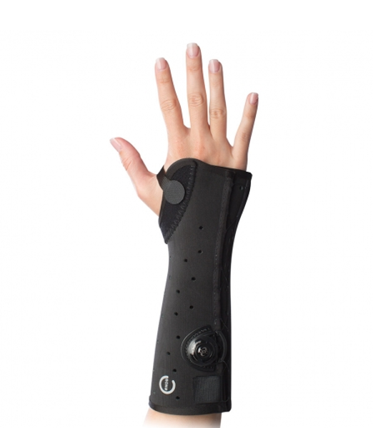EXOS - Short Arm Fracture Brace — Open Thumb