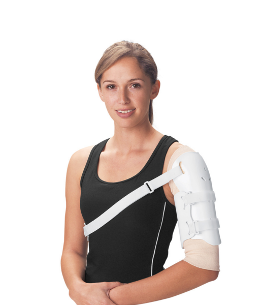 ProCare - Humeral-Fracture-Brace-Over-the-Shoulder