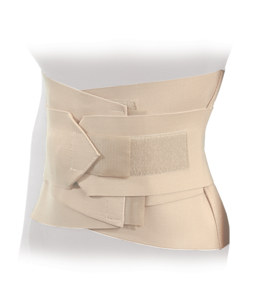 ProCare - Sacro-Lumbar Support with Compression Straps