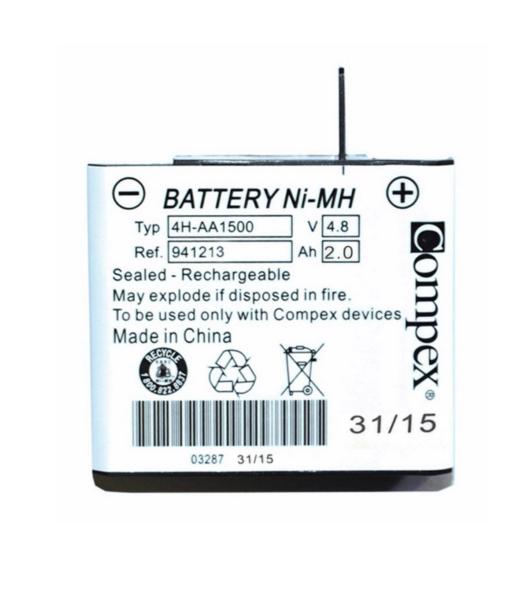 Chattanooga-bateria compex